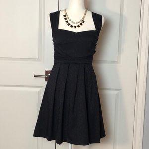 Shoshanna navy cocktail dress